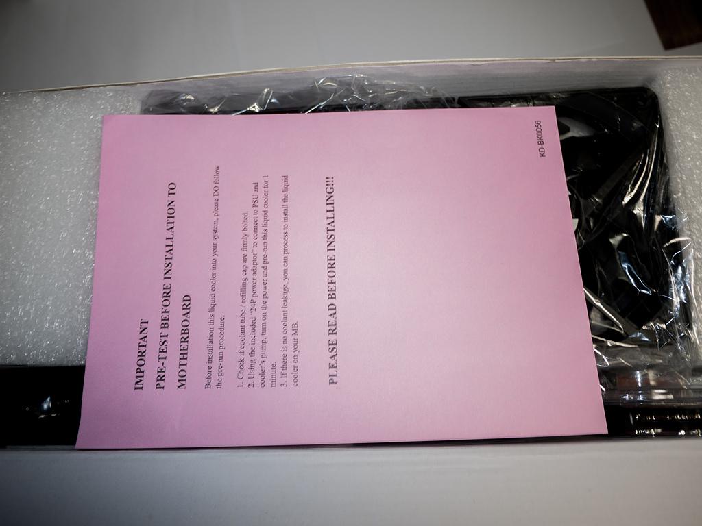 可调水冷液颜色《LEPA EXllusion 240》开箱测试图片
