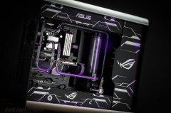 黑暗光环 黑紫配色水冷主机搭配方案