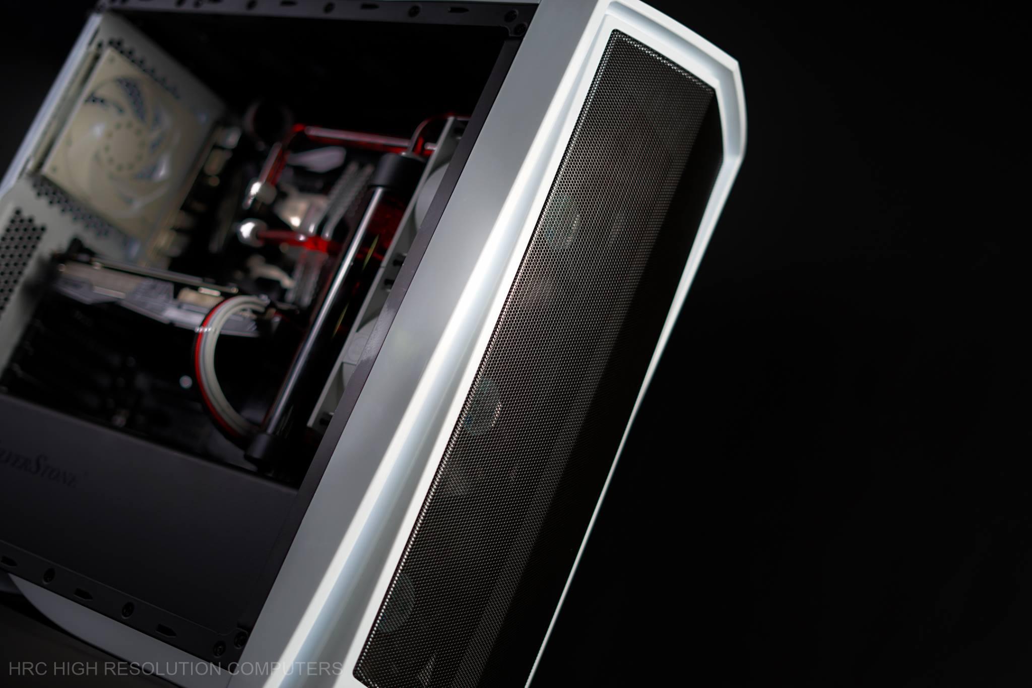 银欣silverstone Primera PM01超跑机箱mod装机方案