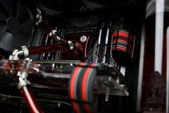 Bitspower+ATX追风者机箱Project M7 红黑风格水冷方案