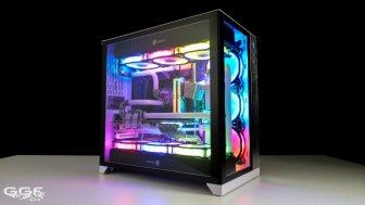 Lian Li联力PC-O11 Dynamic RGB彩色灯光水冷机箱