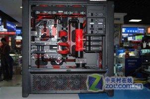 顶级配置 海盗船900D水冷套装3
