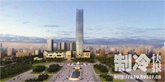 EK空调再次携手柳州地王国际财富中心