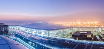 美的中央空调大型冷水机组入驻国内单体最大智慧空港