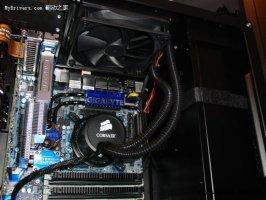 海盗船H70 CPU水冷散热器初体验