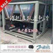 风冷式冷水机冷凝器的作用以及