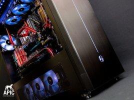 三冷排压制!AMD 1950X+Bitspo