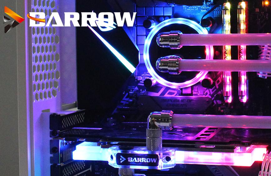 Barrow(拜诺)、Barrowch(霸洛驰)水冷品牌介绍图片